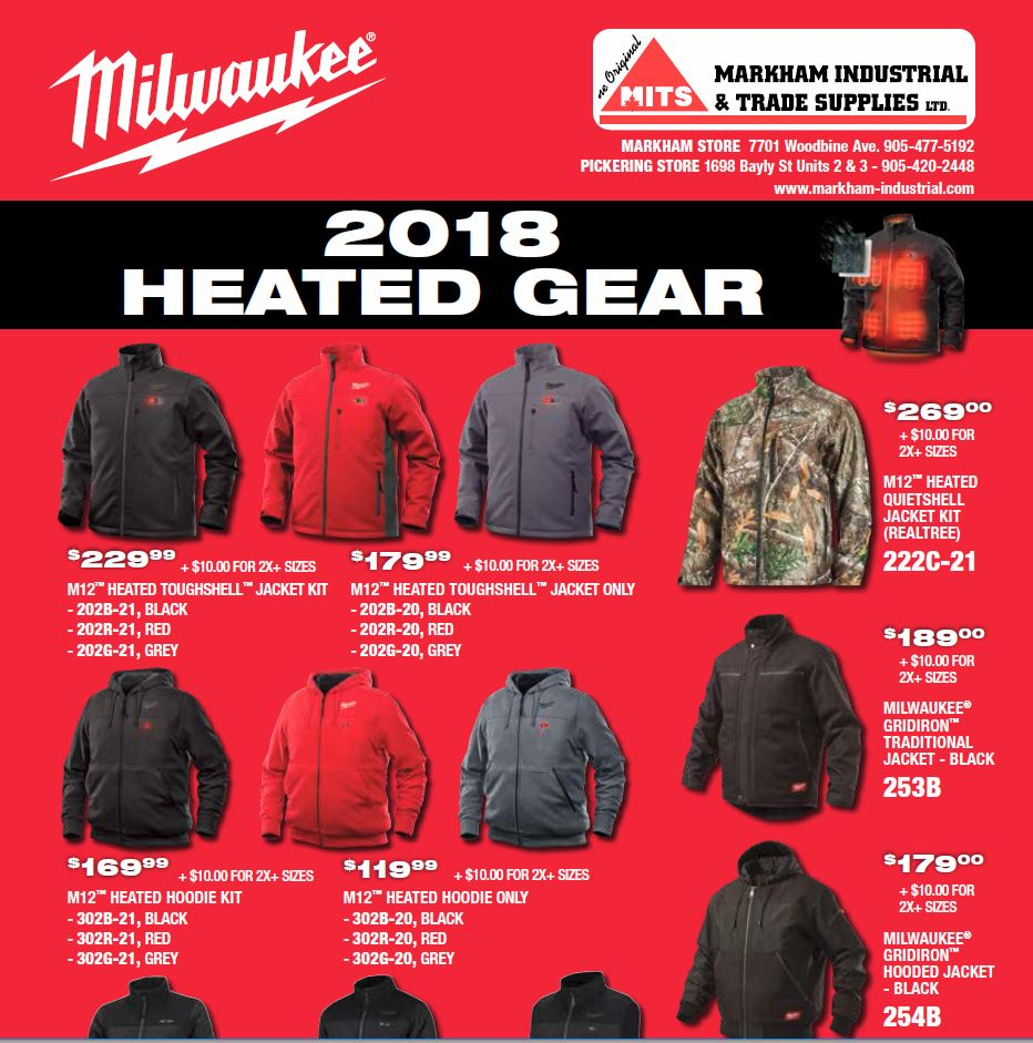 Heated Gear Promo