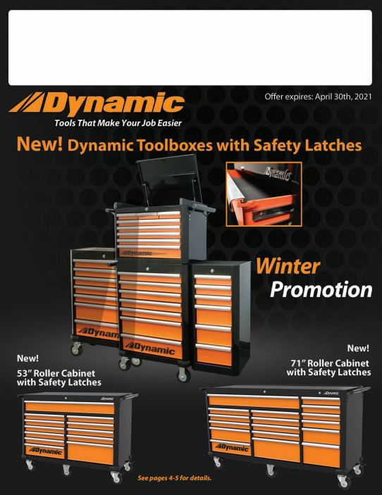 Dynamic Tools Winter 2021