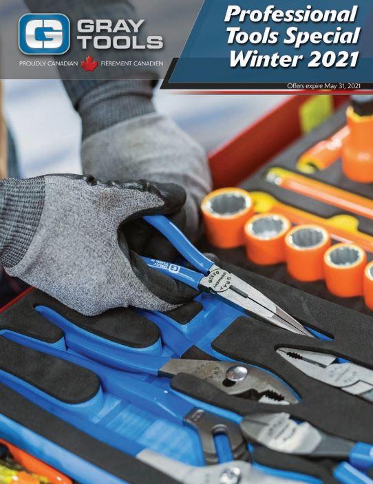 Grey Tools Winter 2021