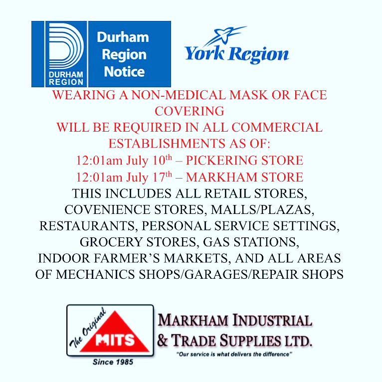 Markham Industrial Specials